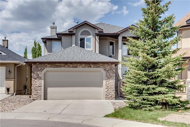53 Weston Court SW, Calgary, AB T3H 5E7 (#C4215008) :: Tonkinson Real Estate Team
