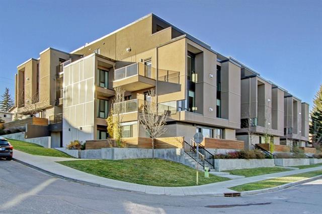 2905 16 Street SW #302, Calgary, AB T2T 4G5 (#C4215018) :: Tonkinson Real Estate Team
