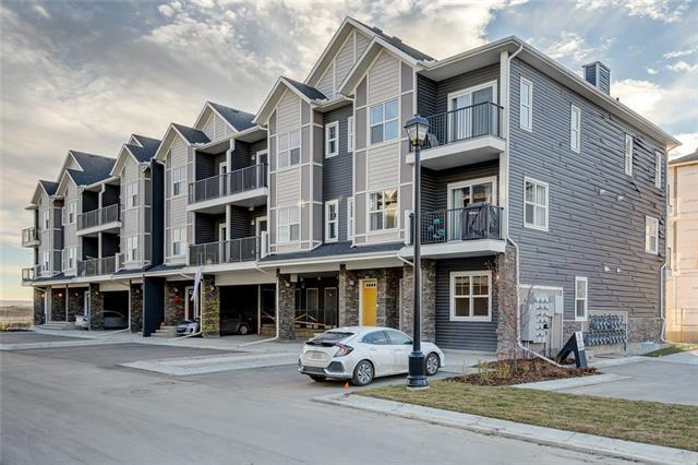 250 Fireside View #401, Cochrane, AB T4C 2M2 (#C4215026) :: Calgary Homefinders