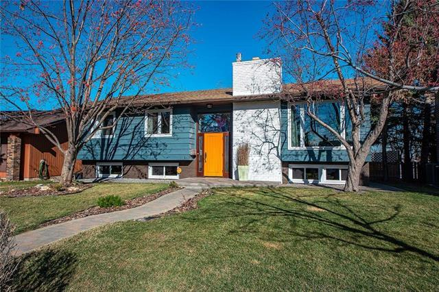 236 Parkland Crescent SE, Calgary, AB T2J 3Y5 (#C4215034) :: The Cliff Stevenson Group