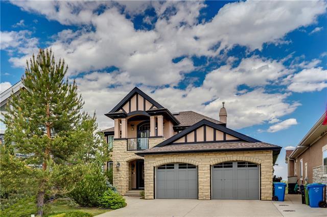 63 Cougar Plateau Circle SW, Calgary, AB T3H 5S7 (#C4215049) :: Tonkinson Real Estate Team