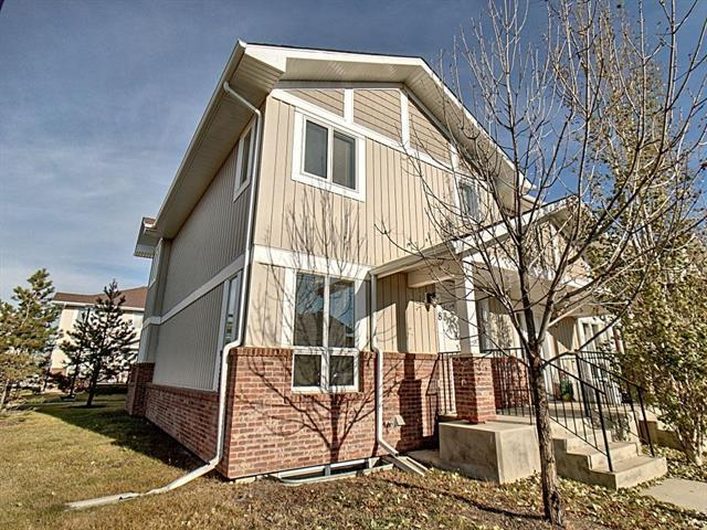 248C Grosbeak Way #8, Fort Mcmurray, AB T9K 0W1 (#C4215061) :: Your Calgary Real Estate