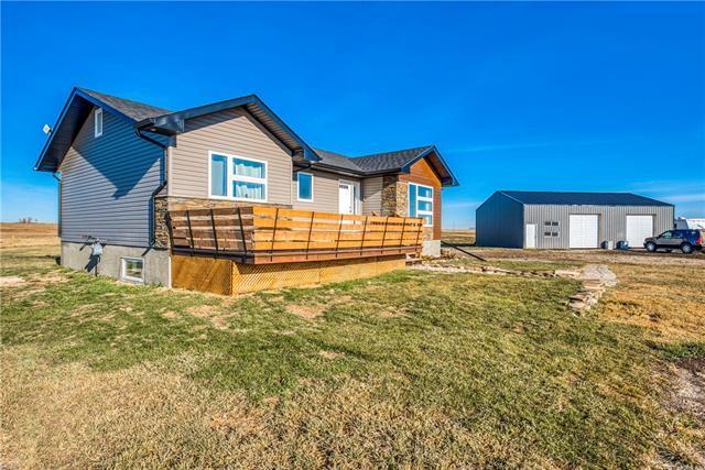 254002 Range Road 250, Rural Wheatland County, AB T1P 1K5 (#C4215073) :: Your Calgary Real Estate