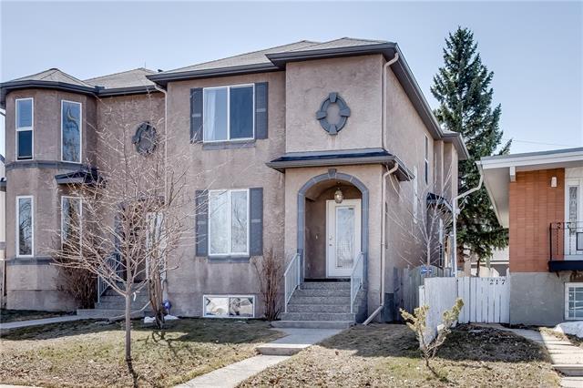 219 29 Avenue NE, Calgary, AB T2E 2C2 (#C4215078) :: Tonkinson Real Estate Team
