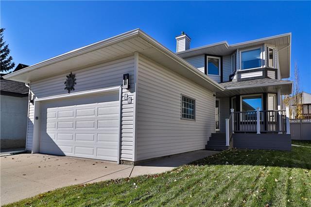 26 Macewan Ridge Place NW, Calgary, AB T3K 3M1 (#C4215079) :: Calgary Homefinders