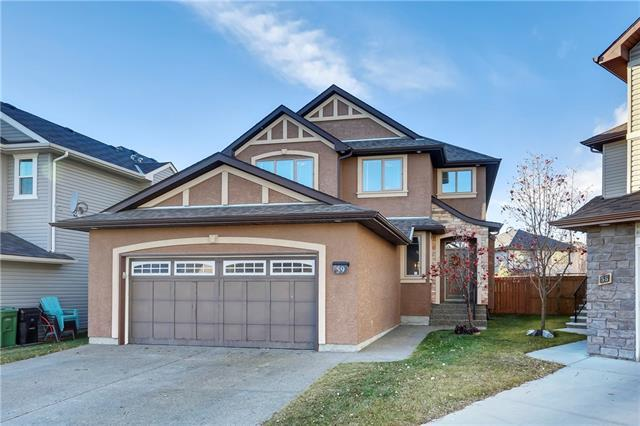 59 Tuscany Summit Bay NW, Calgary, AB T3L 0B7 (#C4215087) :: Your Calgary Real Estate
