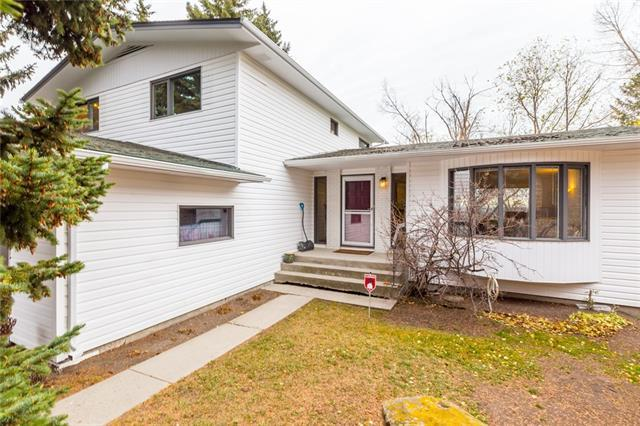 3315 Barrett Place NW, Calgary, AB  (#C4215090) :: Tonkinson Real Estate Team