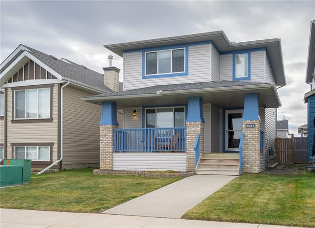 2041 Sagewood Manor SW, Airdrie, AB T4B 3A5 (#C4215107) :: The Cliff Stevenson Group