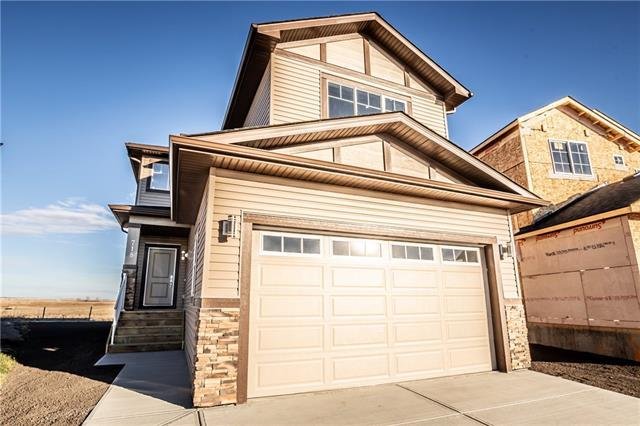 718 Hampshire Cove NE, High River, AB T1V 0E6 (#C4215108) :: Redline Real Estate Group Inc