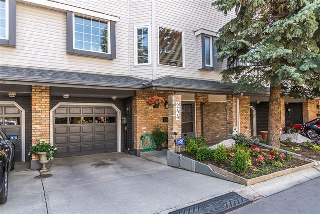 4037 42 Street NW #244, Calgary, AB T3A 2M9 (#C4215111) :: Your Calgary Real Estate