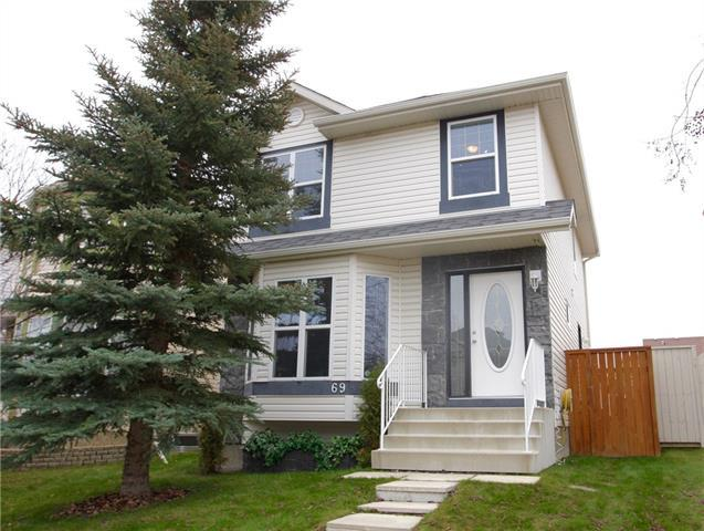 69 Bridlewood Manor SW, Calgary, AB T2Y 3T4 (#C4215118) :: Your Calgary Real Estate