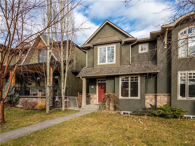 1708 7 Avenue NW, Calgary, AB T2N 0Z4 (#C4215131) :: Tonkinson Real Estate Team