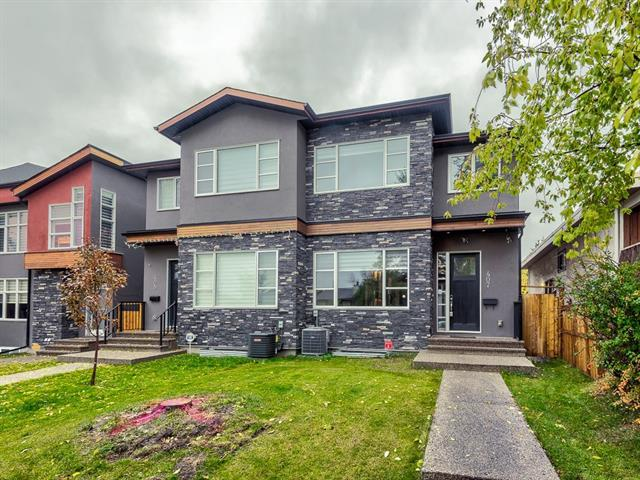 407 22 Avenue NW, Calgary, AB T2M 1N4 (#C4215133) :: Calgary Homefinders