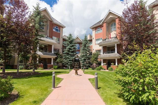 60 Sierra Morena Landing SW #306, Calgary, AB T3H 5H1 (#C4215155) :: Twin Lane Real Estate