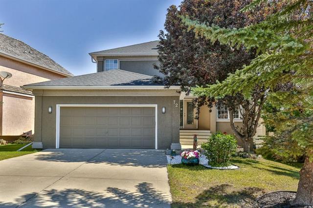 72 Harvest Oak Drive NE, Calgary, AB T3K 4E2 (#C4215158) :: Your Calgary Real Estate