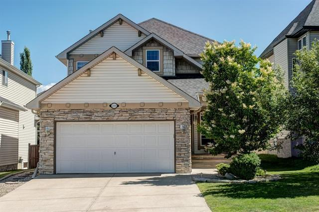 219 Cresthaven Place SW, Calgary, AB T3B 5W4 (#C4215169) :: The Cliff Stevenson Group