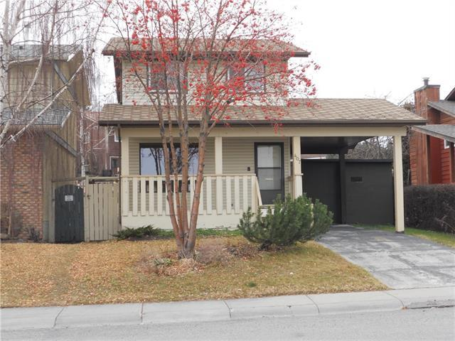 407 Shawcliffe Circle SW, Calgary, AB T2Y 1H6 (#C4215172) :: Tonkinson Real Estate Team