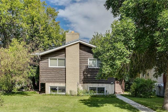 2528 16 Street NW, Calgary, AB T2M 3R2 (#C4215177) :: Canmore & Banff