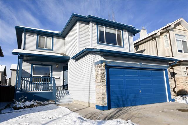 185 Citadel Estates Terrace NW, Calgary, AB T3G 4S4 (#C4215204) :: Calgary Homefinders