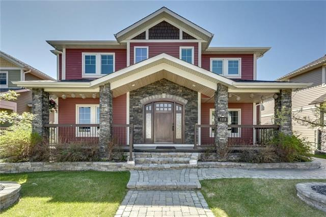 1112 Channelside Way SW, Airdrie, AB T4B 3J2 (#C4215219) :: Tonkinson Real Estate Team