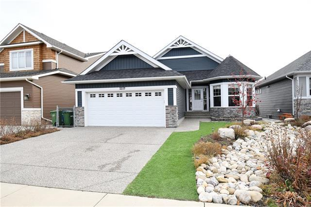 2257 Bayside Circle SW, Airdrie, AB T4B 0V6 (#C4215241) :: Your Calgary Real Estate