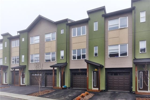 2461 Bayspring Link #506, Airdrie, AB T4B 4C6 (#C4215244) :: Redline Real Estate Group Inc