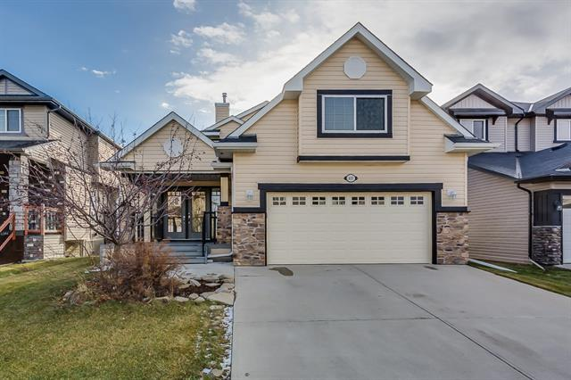 655 Luxstone Landing SW, Airdrie, AB T4B 3L2 (#C4215245) :: Calgary Homefinders