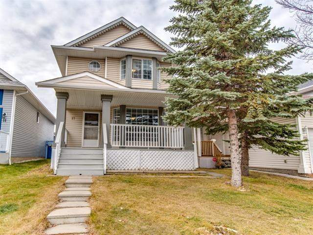 27 Martinridge Grove NE, Calgary, AB T3J 3M2 (#C4215248) :: Tonkinson Real Estate Team