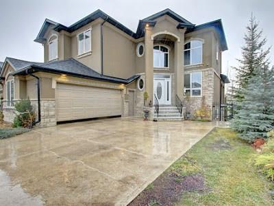 40 Sienna Park Crescent SW, Calgary, AB T3H 5K7 (#C4215257) :: Canmore & Banff