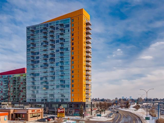 3830 Brentwood Road NW #505, Calgary, AB T2L 1K8 (#C4215258) :: Tonkinson Real Estate Team