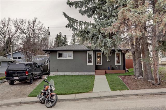 623 94 Avenue SW, Calgary, AB T2V 0X8 (#C4215270) :: Your Calgary Real Estate