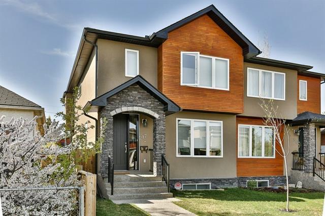 217 27 Avenue NE, Calgary, AB T2E 2A1 (#C4215277) :: Tonkinson Real Estate Team