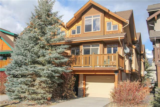 821 4th Street #2, Canmore, AB T1W 2G9 (#C4215294) :: Tonkinson Real Estate Team