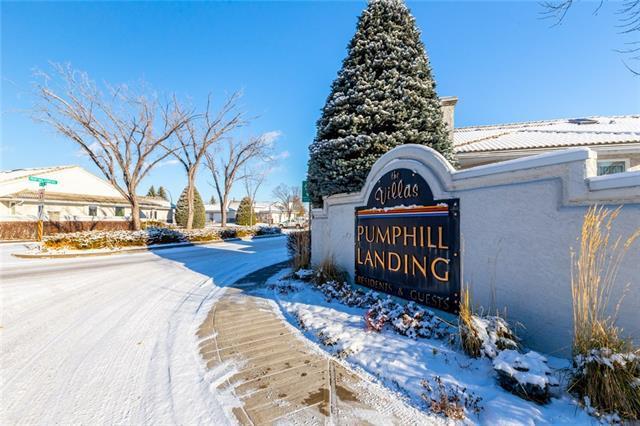 29 Pump Hill Landing SW, Calgary, AB T2V 5C1 (#C4215295) :: Calgary Homefinders