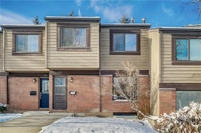 9803 24 Street SW #402, Calgary, AB T2V 1S5 (#C4215319) :: Your Calgary Real Estate
