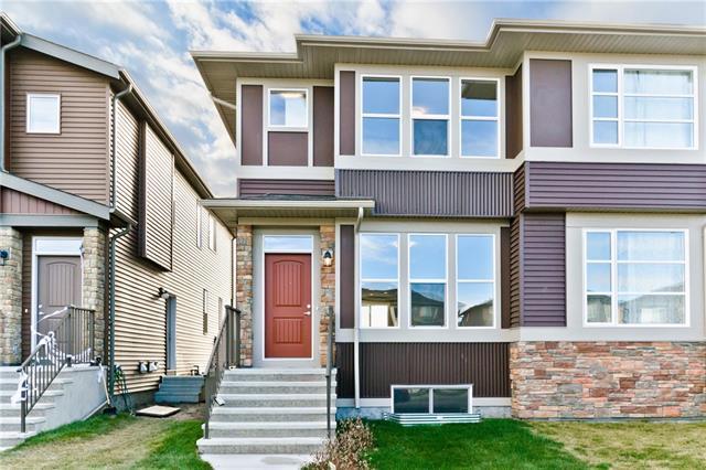 55 Cornerstone Avenue NE, Calgary, AB T3J 1G7 (#C4215322) :: The Cliff Stevenson Group