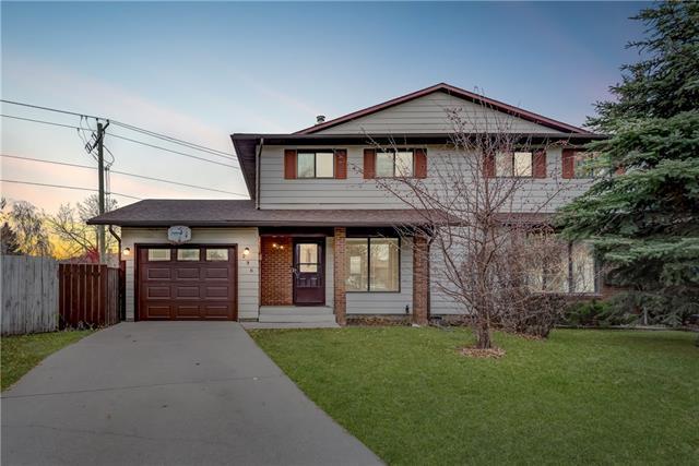 236 Woodside Circle SW, Calgary, AB T2W 3K4 (#C4215327) :: Tonkinson Real Estate Team