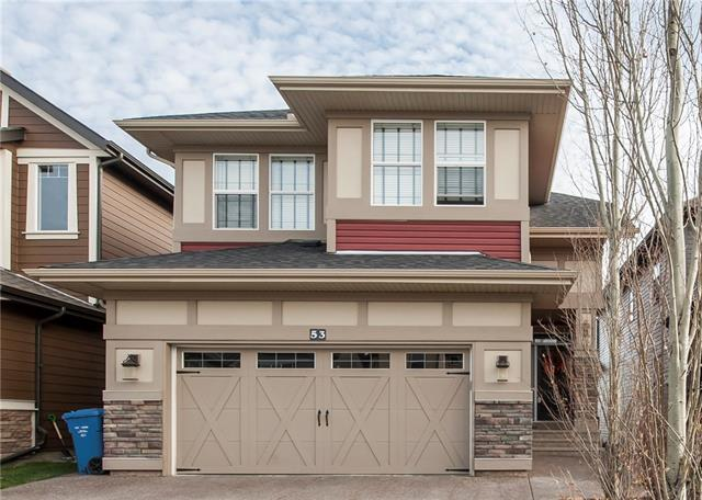 53 Chaparral Valley Green SE, Calgary, AB T2S 3H4 (#C4215329) :: Twin Lane Real Estate