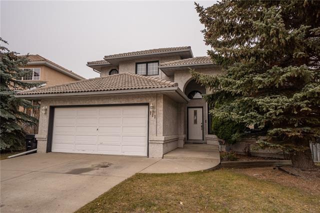 111 Signature Court SW, Calgary, AB T3H 2V8 (#C4215331) :: Twin Lane Real Estate