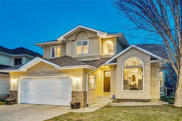 203 Riverview Green, Cochrane, AB T4C 1K3 (#C4215337) :: Calgary Homefinders