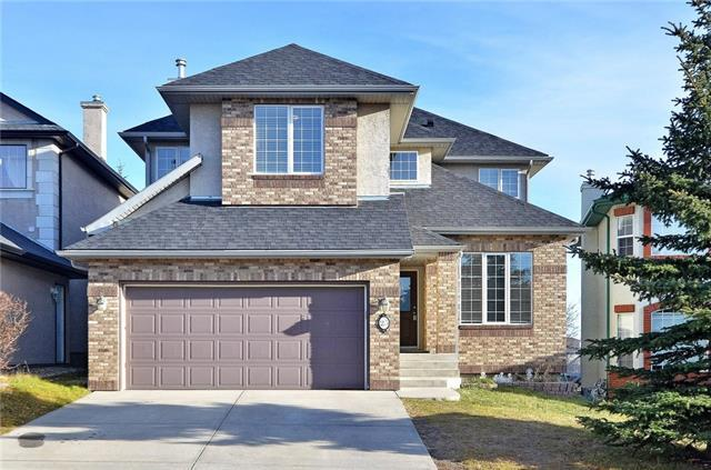 25 Simcrest Grove SW, Calgary, AB T3H 4J9 (#C4215363) :: Canmore & Banff