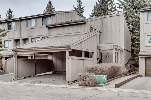 10457 19 Street SW #19, Calgary, AB T2W 3E6 (#C4215399) :: Calgary Homefinders
