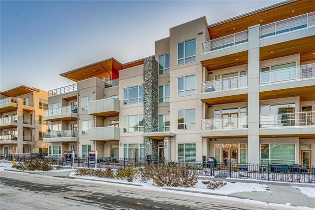 23 Burma Star Road SW #203, Calgary, AB T3E 7L5 (#C4215400) :: Tonkinson Real Estate Team