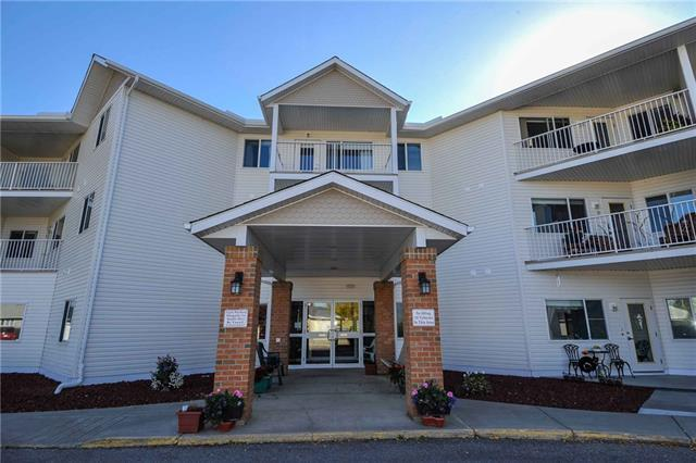 3 Parklane Way #110, Strathmore, AB T1P 1N6 (#C4215410) :: Tonkinson Real Estate Team