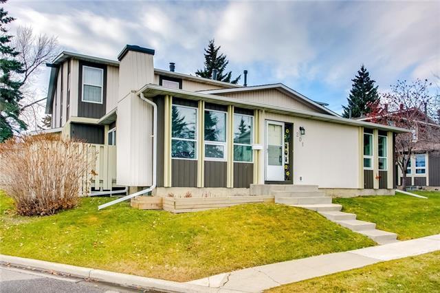 544 Blackthorn Road NE #201, Calgary, AB T2K 5J5 (#C4215423) :: Calgary Homefinders