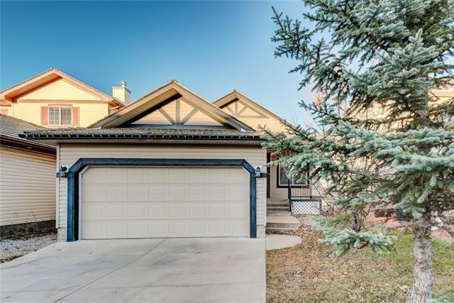 15 Glensummit Close, Cochrane, AB T4C 2J9 (#C4215425) :: Calgary Homefinders