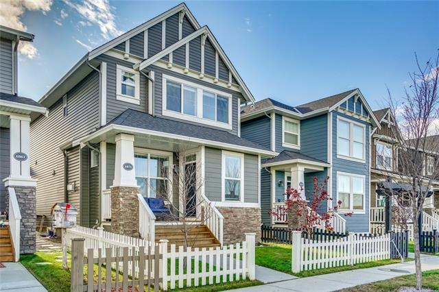 1871 Reunion Boulevard NW, Airdrie, AB T4B 0J3 (#C4215427) :: Your Calgary Real Estate