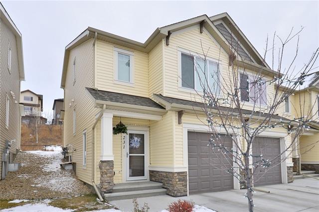 231 Sunset Point(E), Cochrane, AB T4C 0L2 (#C4215452) :: Calgary Homefinders