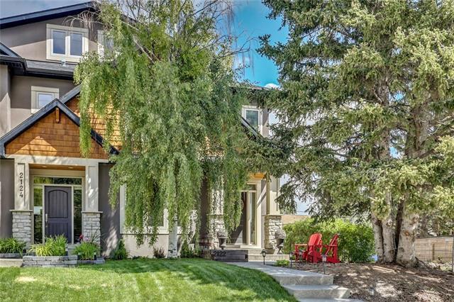 2122 27 Avenue SW, Calgary, AB T2T 1H7 (#C4215461) :: Tonkinson Real Estate Team