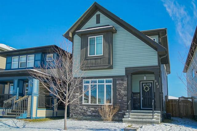 102 Walden Crescent SE, Calgary, AB T2X 0S9 (#C4215466) :: Your Calgary Real Estate